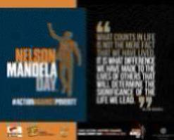 Mandela Day 18 luglio 2020