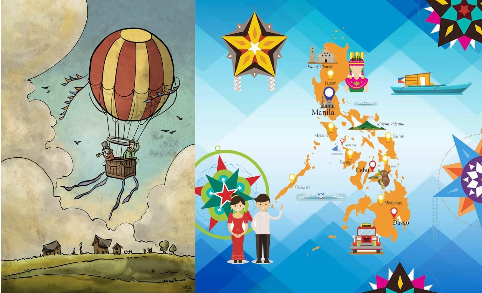 Il giro del mondo in 8Ø giorni: Natale nelle Filippine
