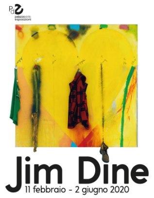 Mostra dedicata a Jim Dine:uno dei maggiori protagonisti dell'arte americana