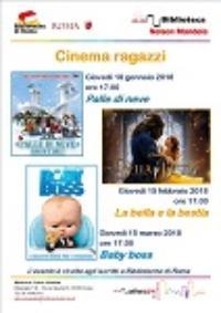 Cinema ragazzi