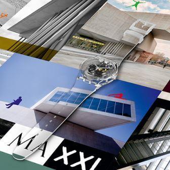 MAXXI e SWATCH insieme per sostenere l'arte contemporanea