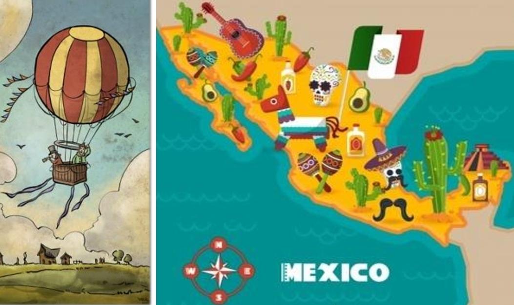 Il giro del Mondo in 8Ø giorni: Messico, il giorno dei morti