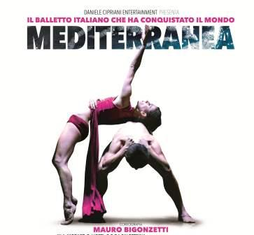 Mediterranea di Mauro Bigonzetti. Un successo del balletto italiano che ha conquistato il mondo.