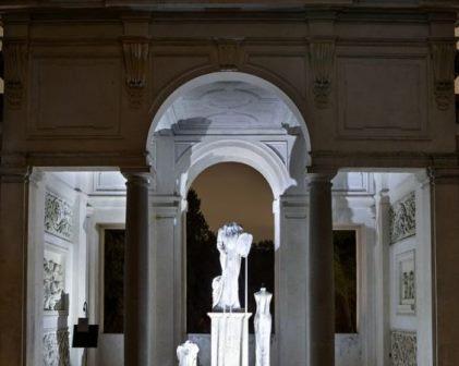 La Notte Bianca di Villa Medici