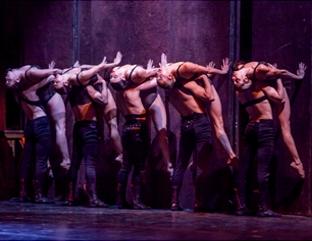 Otello del Balletto di Roma