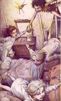 Gli amici ri-ascoltati: Peter Pan