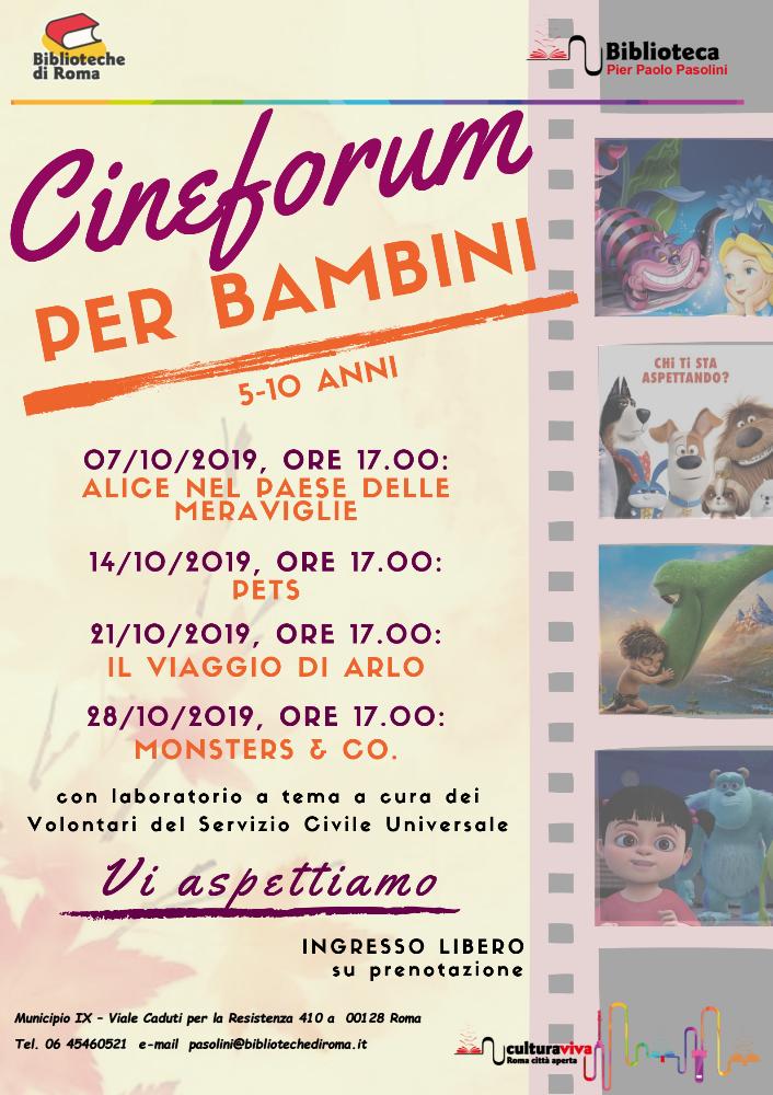 Bambini e cinema