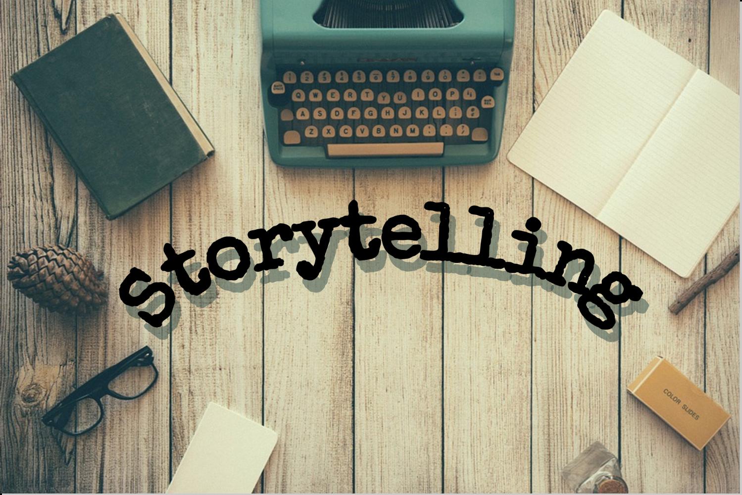 Raccontiamo..ci una storia