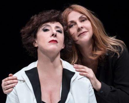 Marina Massironi e Alessandra Faiella in Rosalyn di Edoardo Erba
