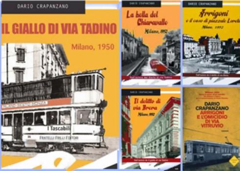 Il commissario Arrigoni e i delitti di Milano