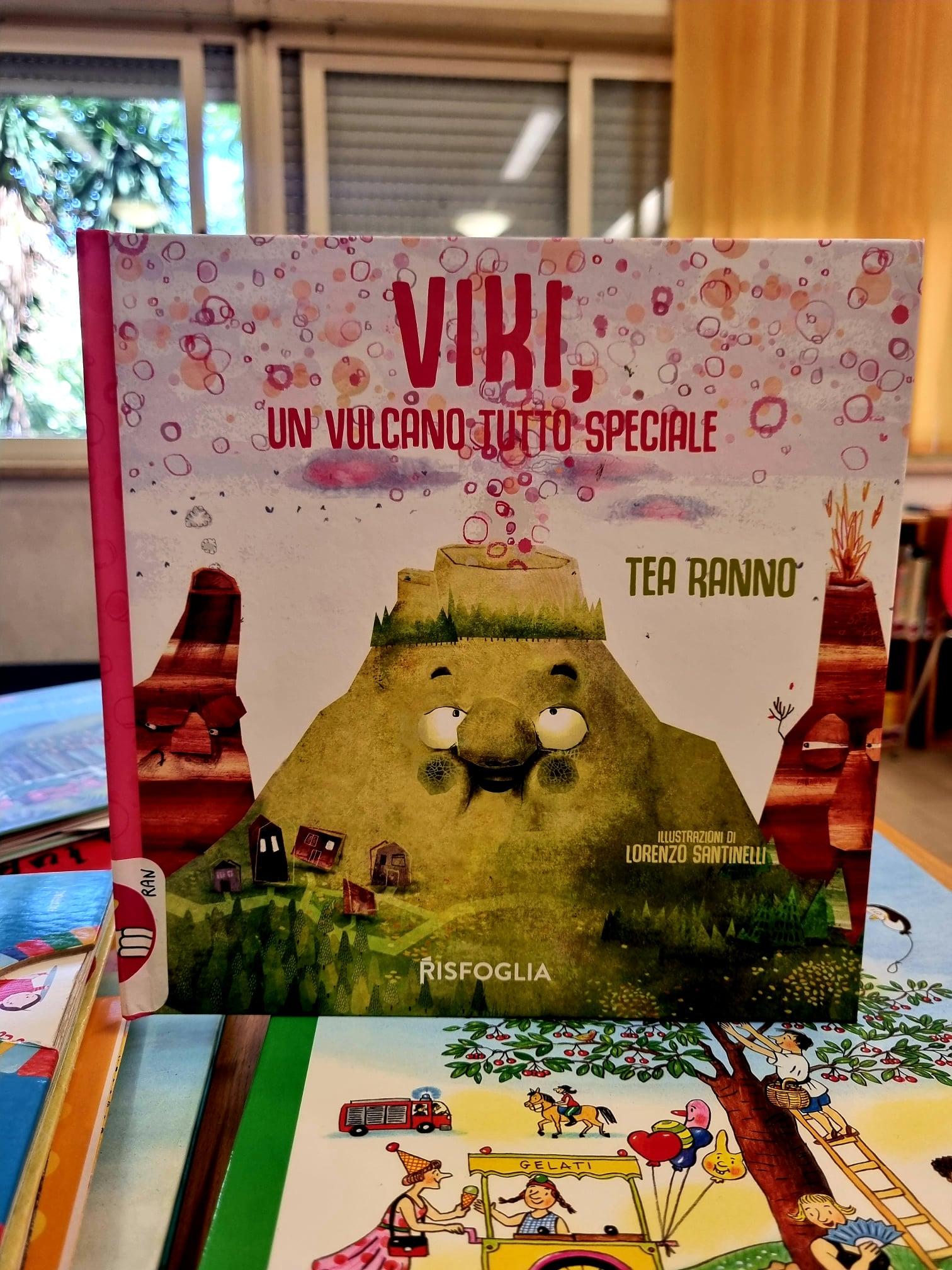 Viki, un vulcano tutto speciale
