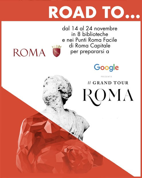 Grand Tour d'Italia di Google a Roma