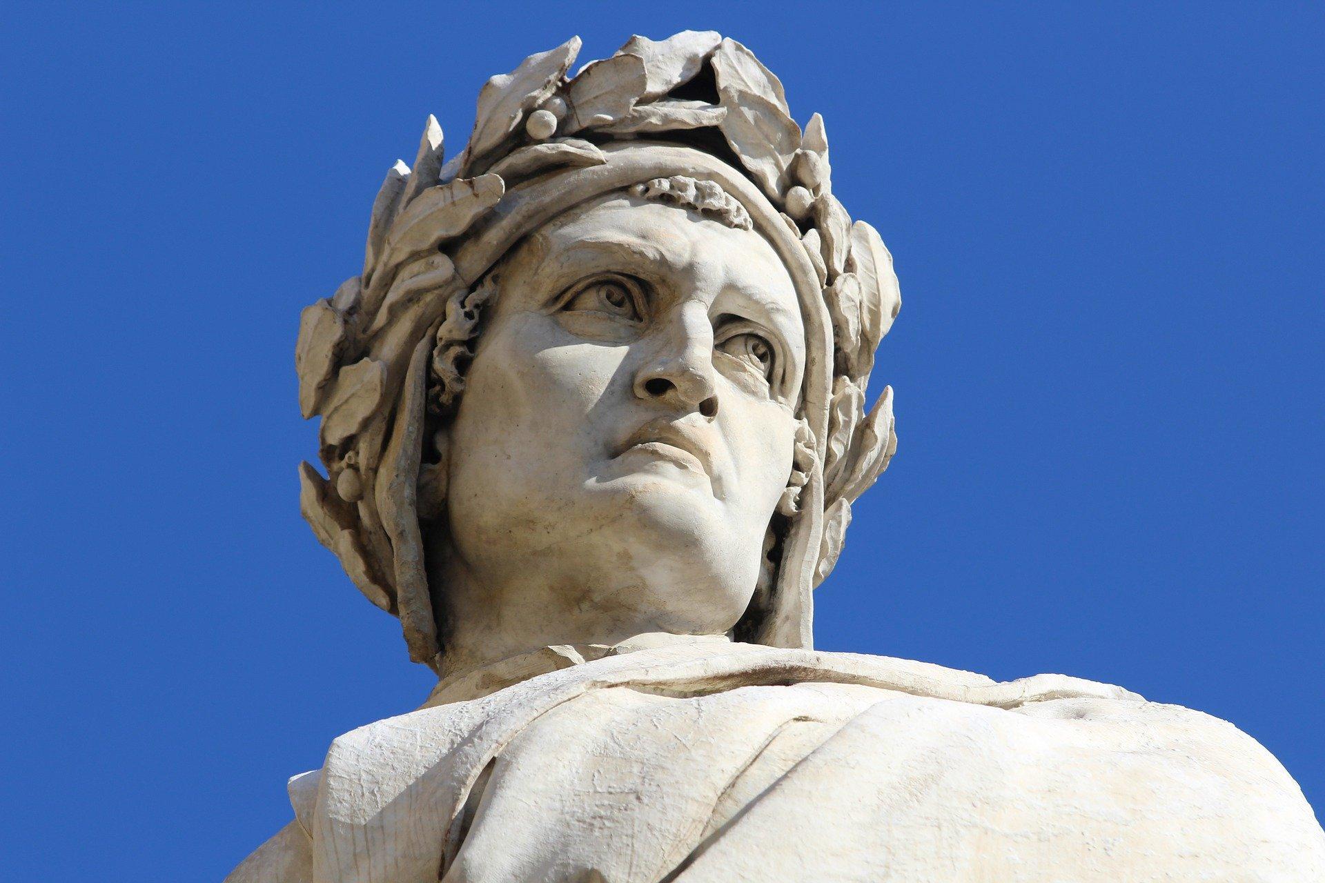 Dante Alighieri: 700 anni dalla morte