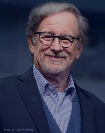 Steven Spielberg IMMAGINI DAL FUTURO.  Show conference