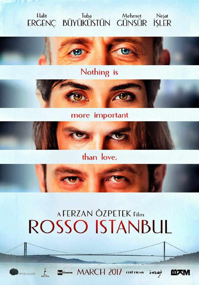 Il giro del mondo in 80 giorni: la Turchia di Ozpetek. Proiezione del film Rosso Istanbul.