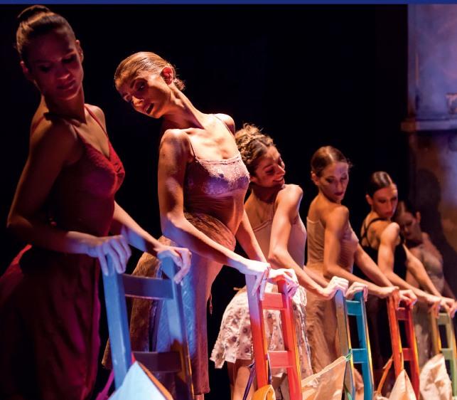 Contemporary tango. Produzione Balletto di Roma