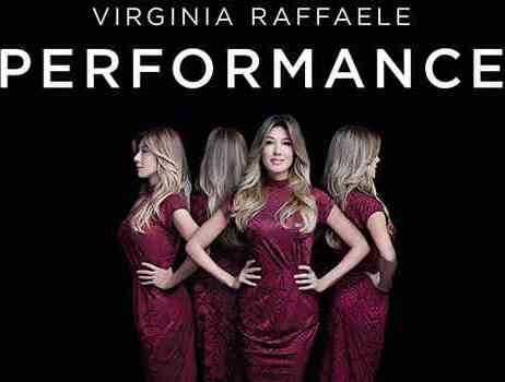 Virginia Raffaele torna con il suo spettacolo Performance