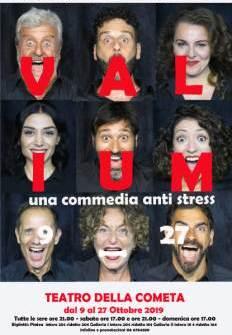 VALIUM una commedia anti stress