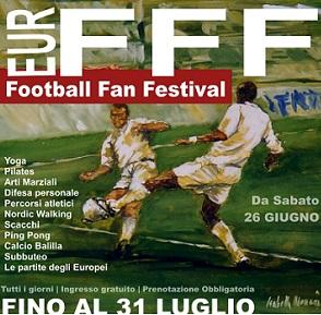 Eur Football Fan Festival