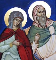 L'educazione di Abramo e Sara