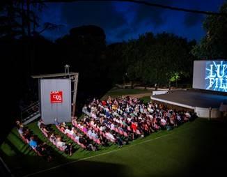 Al via Caleidoscopio, la stagione estiva nel Teatro all'aperto Ettore Scola