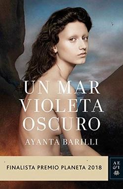 Un mare viola scuro di Ayanta Barilli