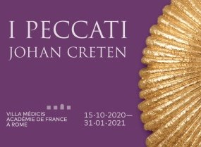 A VILLA MEDICI la mostra I PECCATI di Johan Creten, prorogata fino al 23 maggio 2021