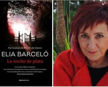 La noche de plata con Elia Barceló