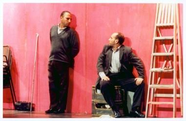 Scimone e  Sframeli: Bar, lo spettacolo rivelazione
