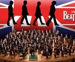 Revolution. The Beatles Musical. Abbey Road 50 Anniversary