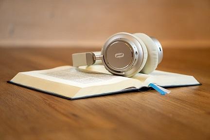 Un audiolibro a settimana…