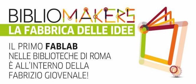 Bibliomakers: aperto il primo Makerspace di Roma in una Biblioteca Comunale
