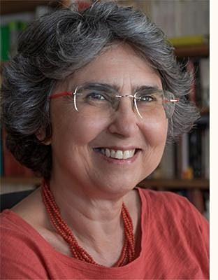 Fausta Antonucci, bibliotecaria per un giorno.