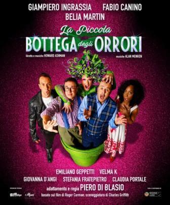La Piccola Bottega degli orrori il primo musical italiano prodotto dalla Compagnia della Rancia