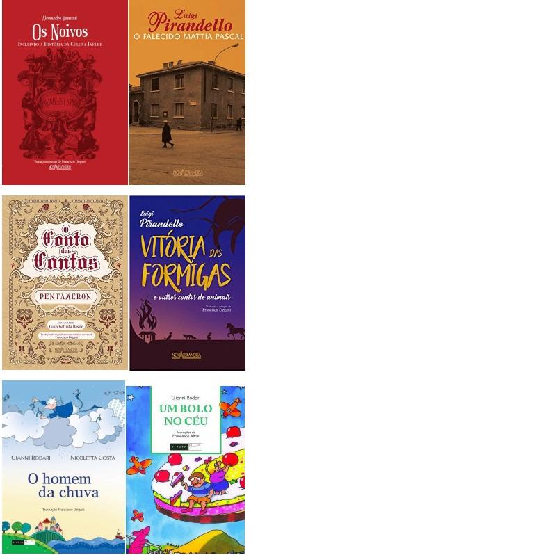 Traduzione e ricezione dei classici italiani in Brasile