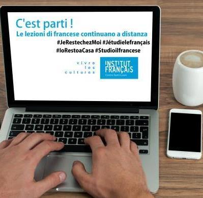 Le lezioni di francese continuano: scopri l'offerta dei corsi online