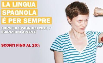 La lingua spagnola è per sempre.Nuovi corsi all'Instituto Cervantes di Roma