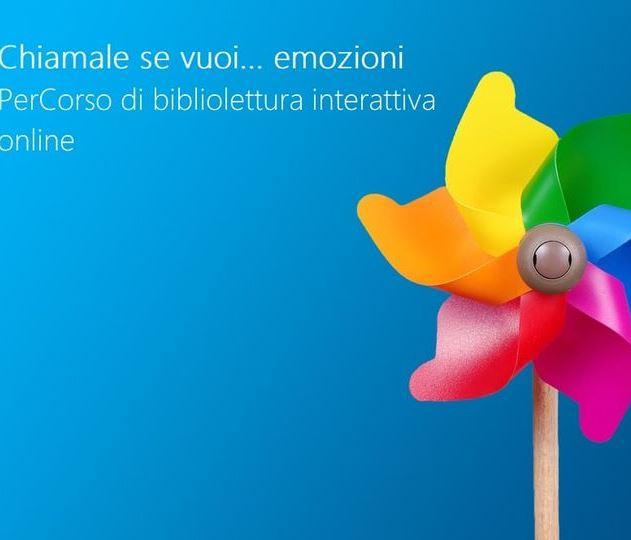 Chiamale se vuoi ...Emozioni. Percorso di bibliolettura interattivo