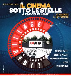 A settembre l'estate continua al Cinevillage Parco Talenti!