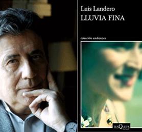 Nuovo appuntamento con il Club de Lectura: LLUVIA FINA, di Luis Landero