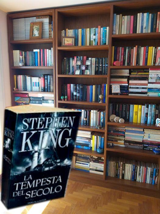 Lib(e)ri in casa - La Tempesta del secolo di Stephen King
