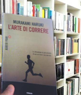 """Lib(e)ri in casa """"L'arte di correre"""" di Haruki Murakami"""