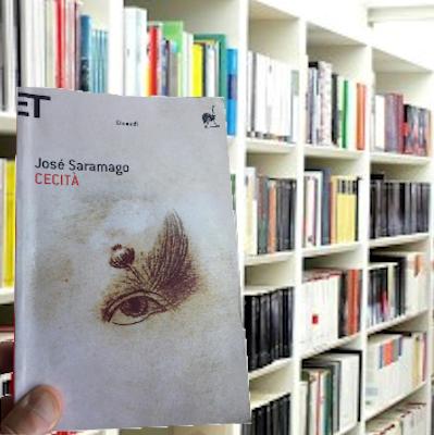 Lib(e)ri in casa - Cecità di Josè Saramago