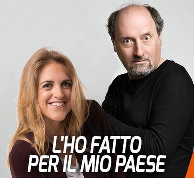 Antonio Cornacchione in L'ho fatto per il mio paese La tragicommedia più appassionata, folle e...