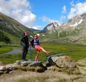 Librotrekking : settimana in Val d'Aosta tra Courmayeur e Gressoney