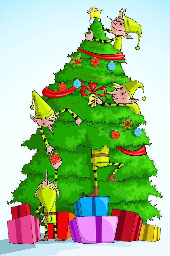 Piccoli elfi cercasi