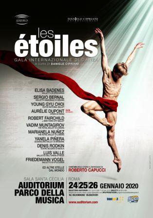 Daniele Cipriani Entertainment  Les Étoiles 2020.