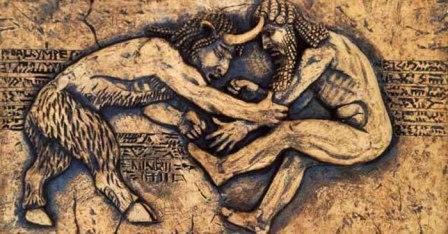 Gilgamesh, re di Uruk. Una storia di amicizia... alla ricerca dell'immortalità