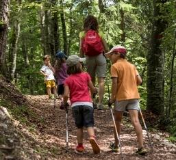 Escursione da Vallecupola a Santa Maria Pagaret alle pendici del Monte Navegna