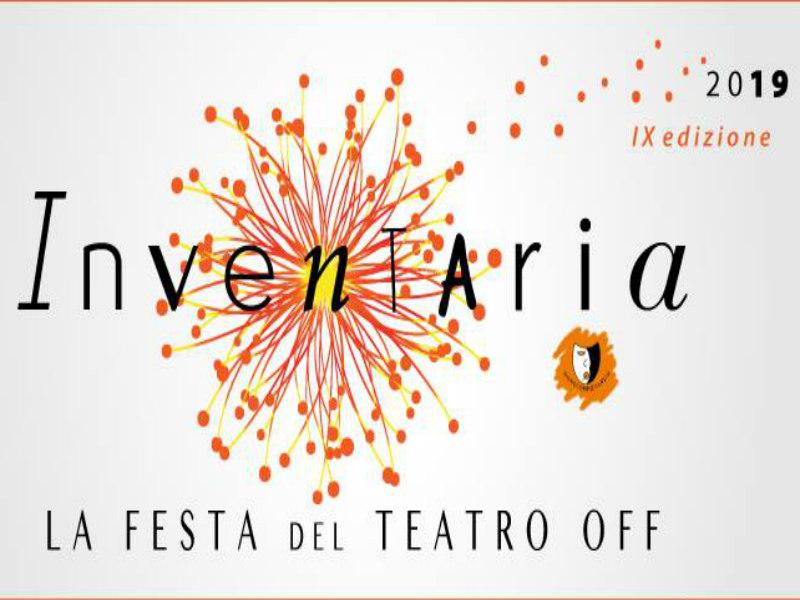 9° edizione del Festival Inventaria - La festa del teatro off